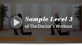 The Doctor's Workout Level 3 Sample